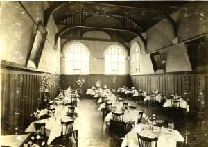 Elegant Dining Hall c.1925