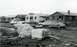 Homes under construction for Tiwai Smelter Workers