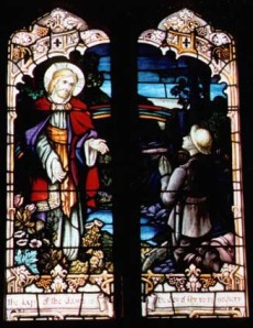 Roslyn Presbyterian Church Memorial Window